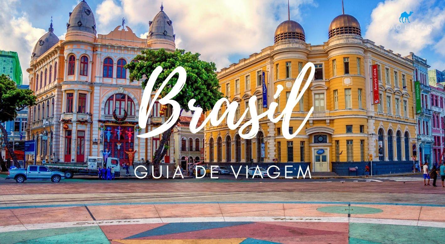 Passar férias no Brasil
