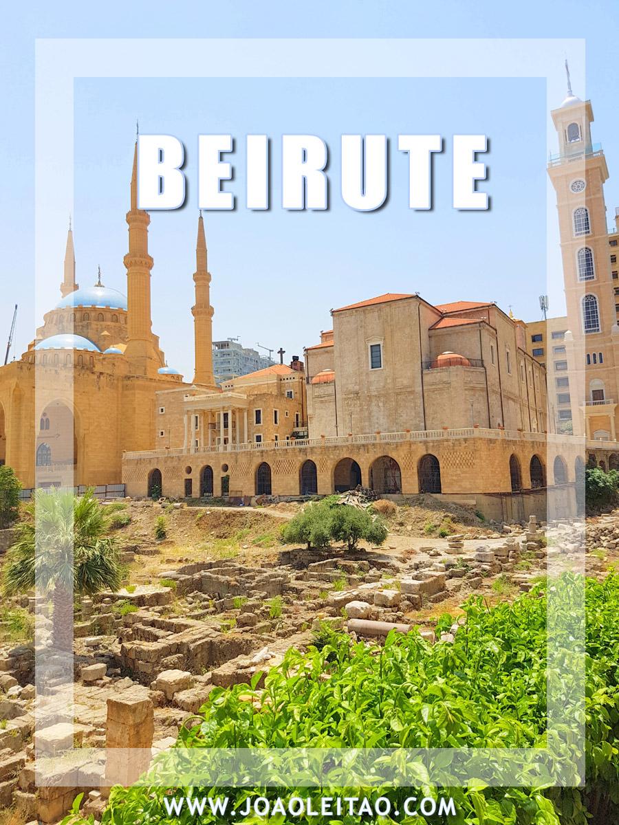 VISITAR BEIRUTE