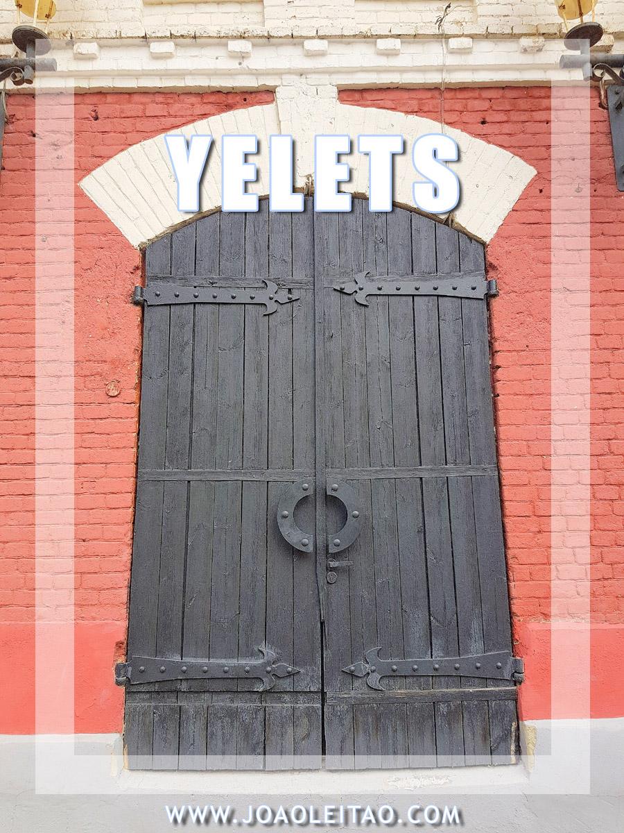 VISITAR YELETS
