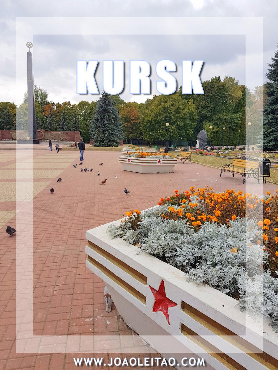 VISITAR KURSK