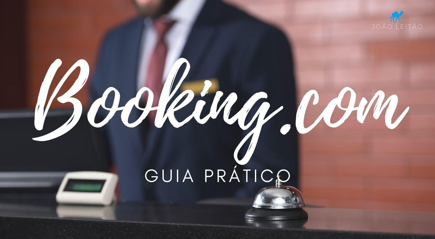 Como reservar hotel com o Booking.com