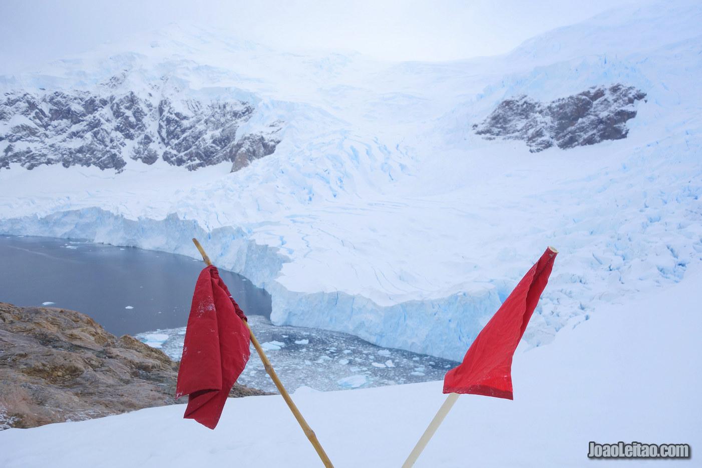 Como é visitar a Antártida em Dezembro?