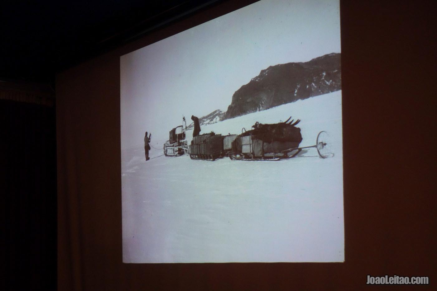 Os Exploradores da Antártida 2