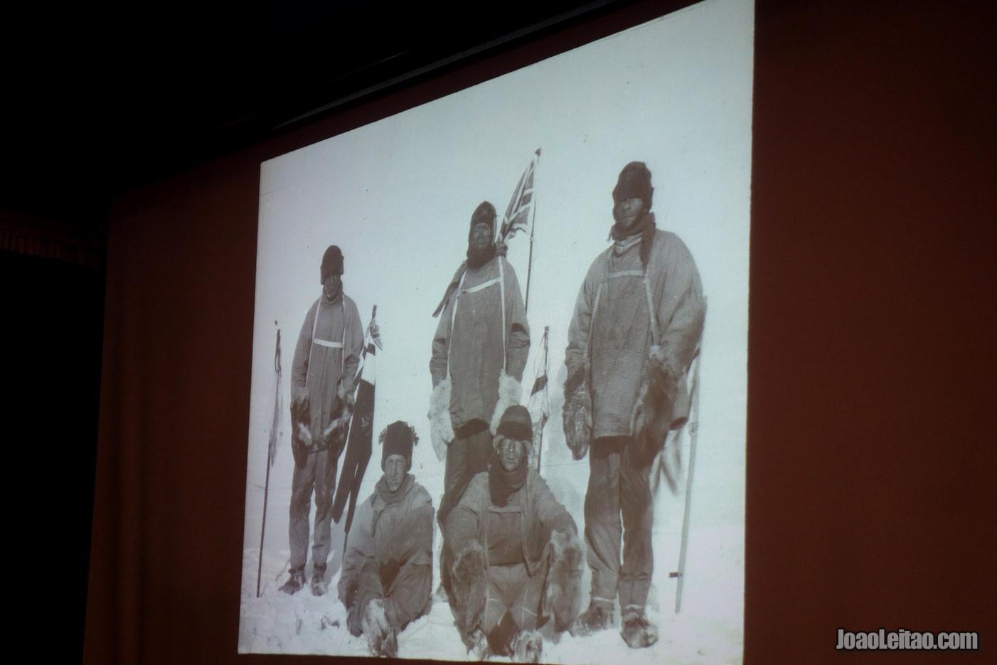 Os Exploradores da Antártida 3