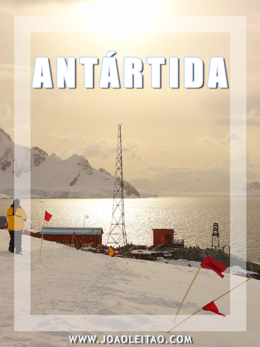 Visitar a Antártida