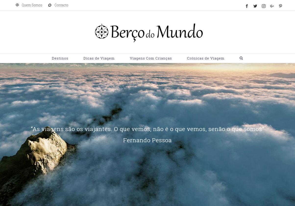 Blog O Berço do Mundo