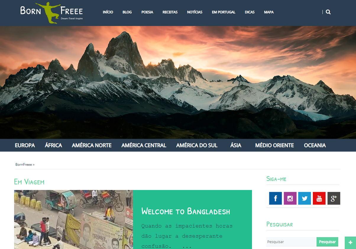 Blog Born Freee