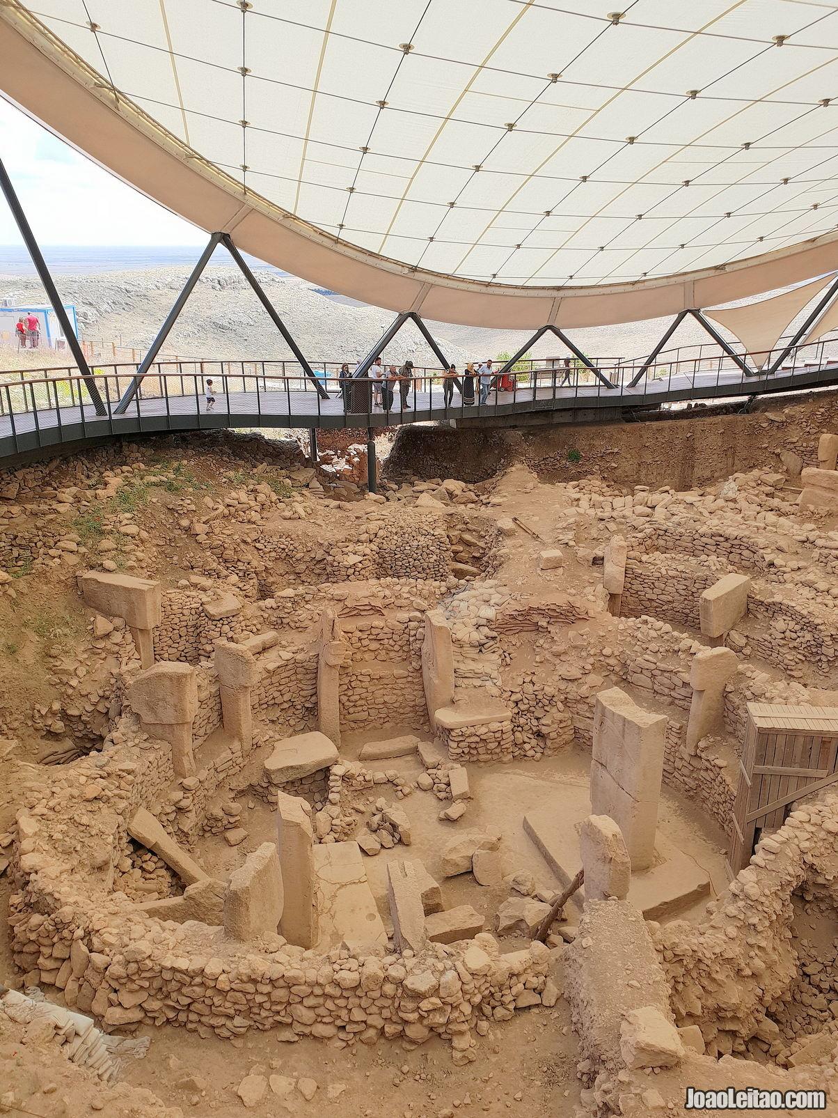 Gobekli Tepe, o mais antigo templo conhecido da história da humanidade