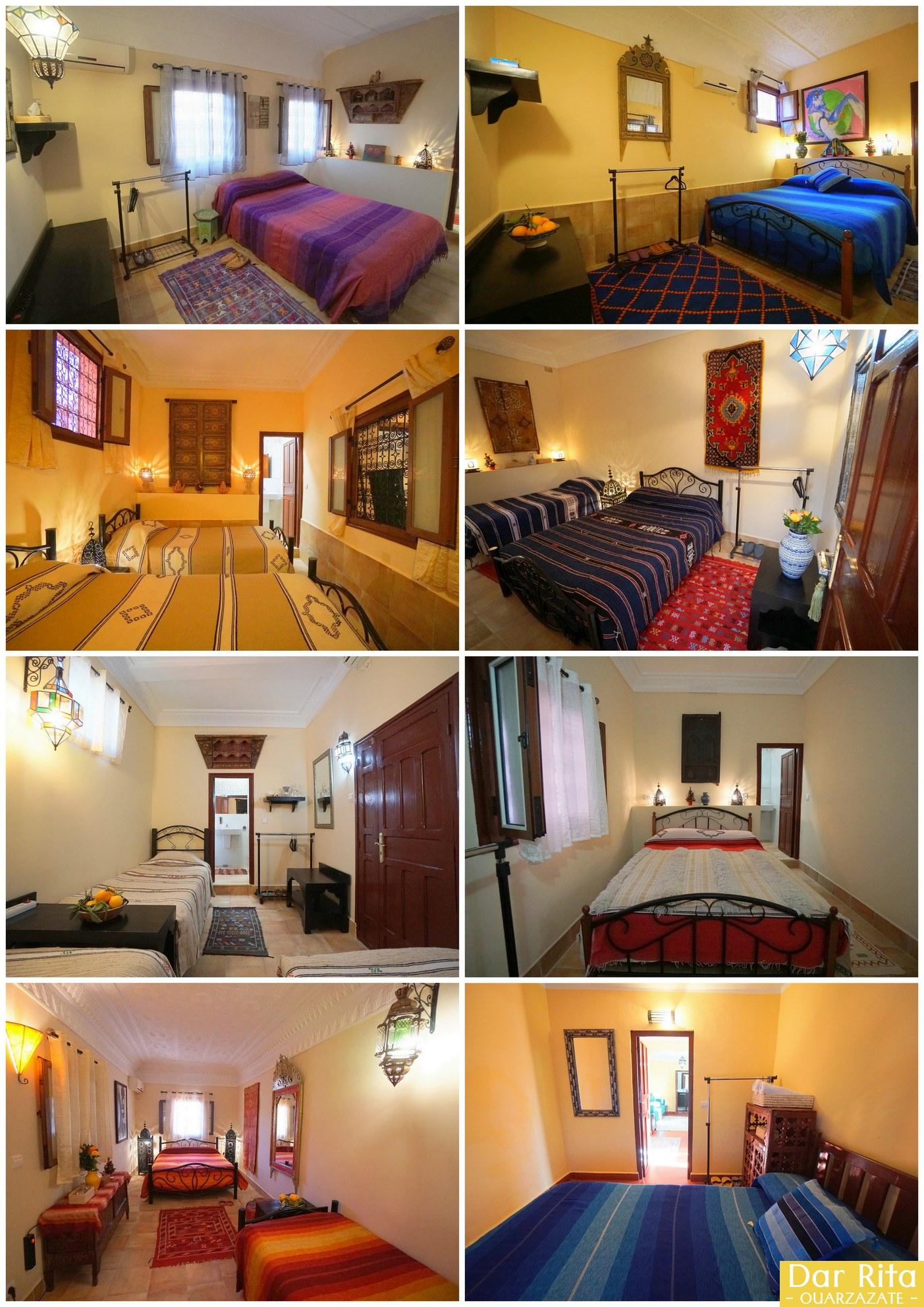 O meu hotel em Marrocos: Riad Dar Rita em Ouarzazate 5