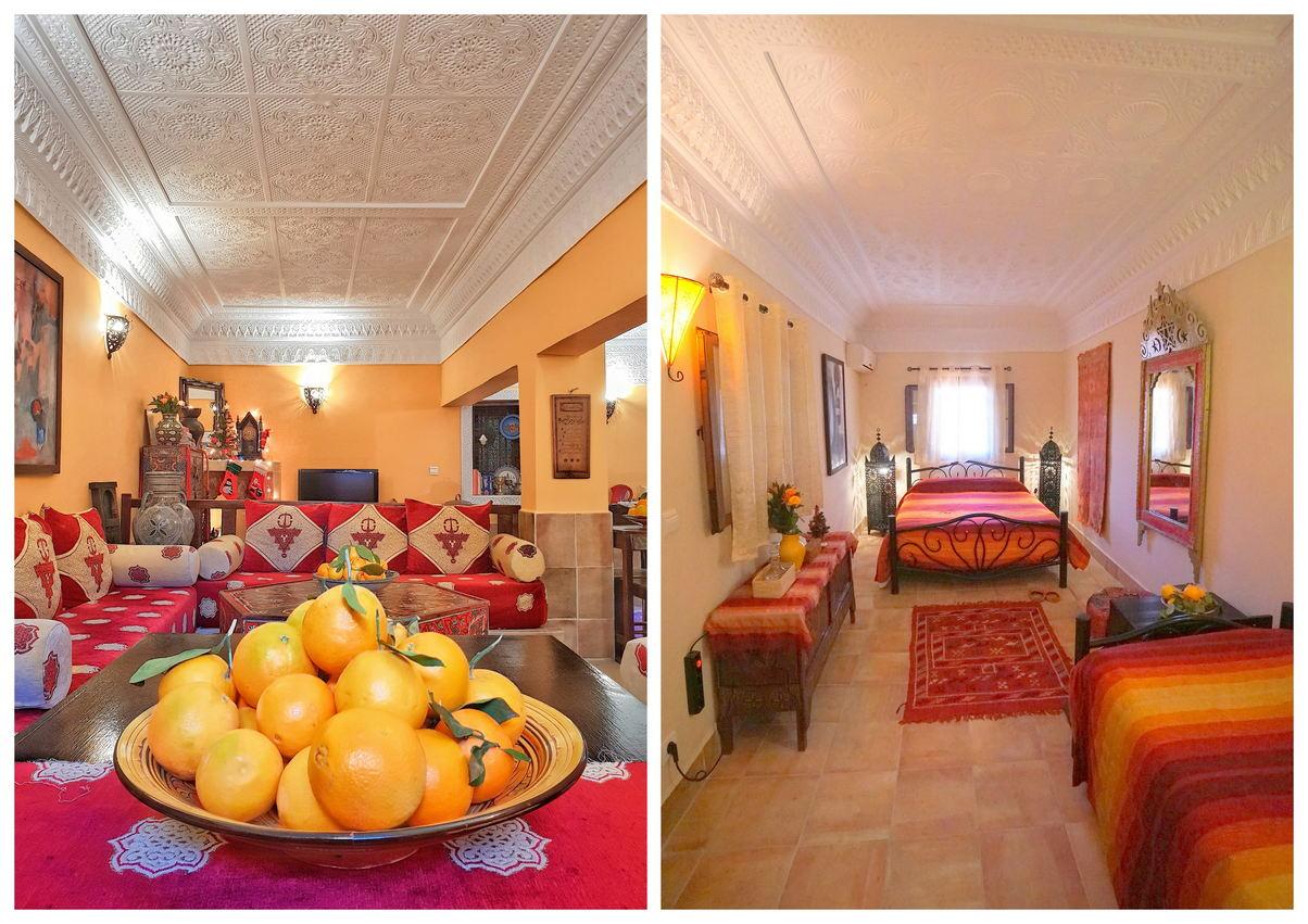 O meu hotel em Marrocos: Riad Dar Rita em Ouarzazate