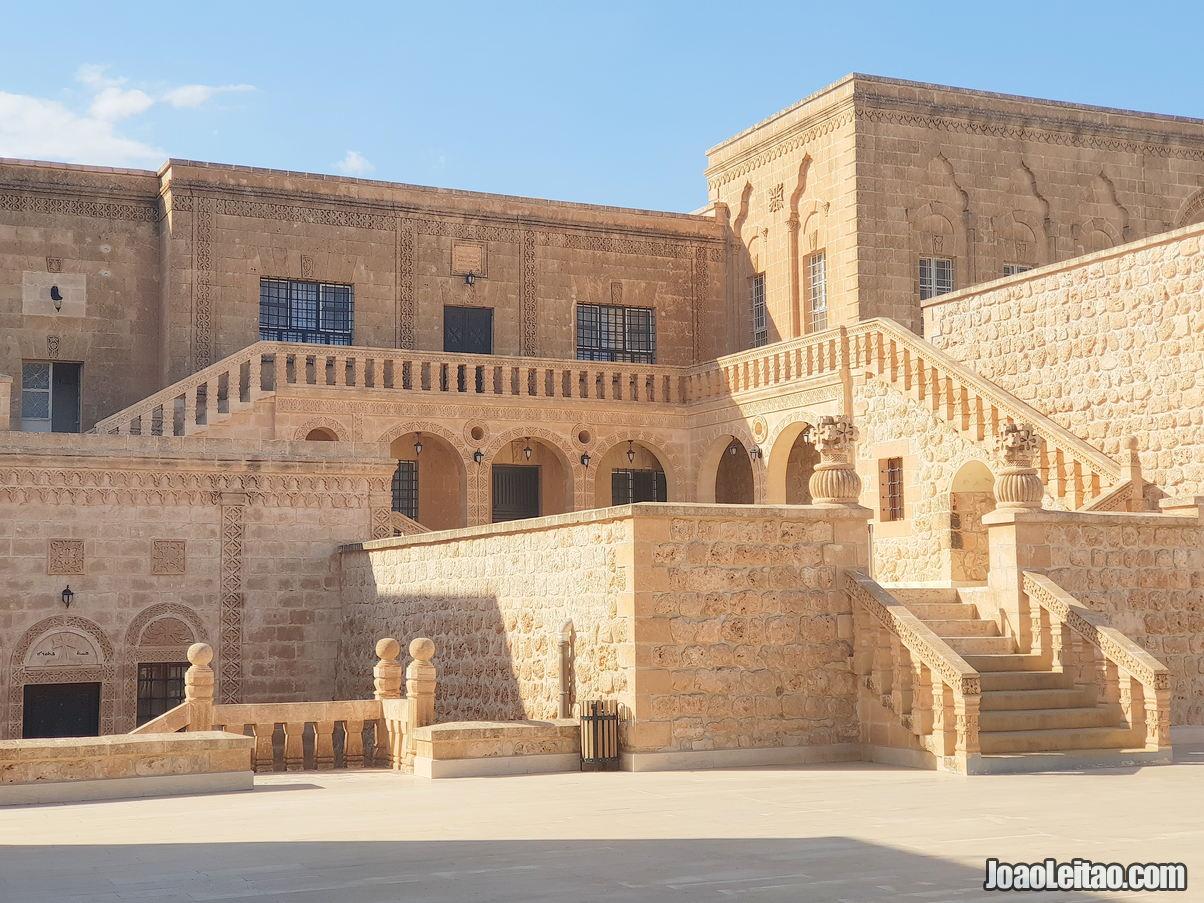 Mosteiro Mor Gabriel Turquia