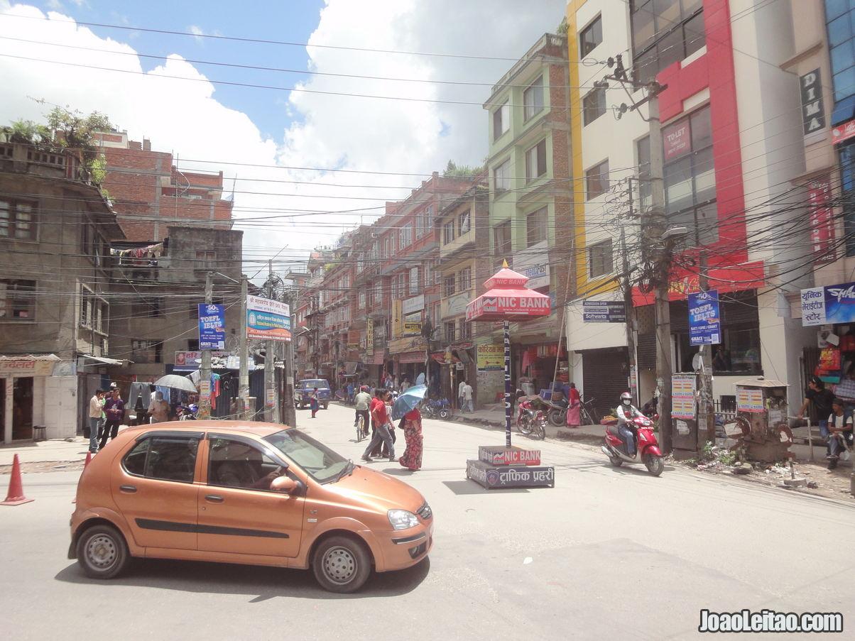 O que visitar em Catmandu - Nepal