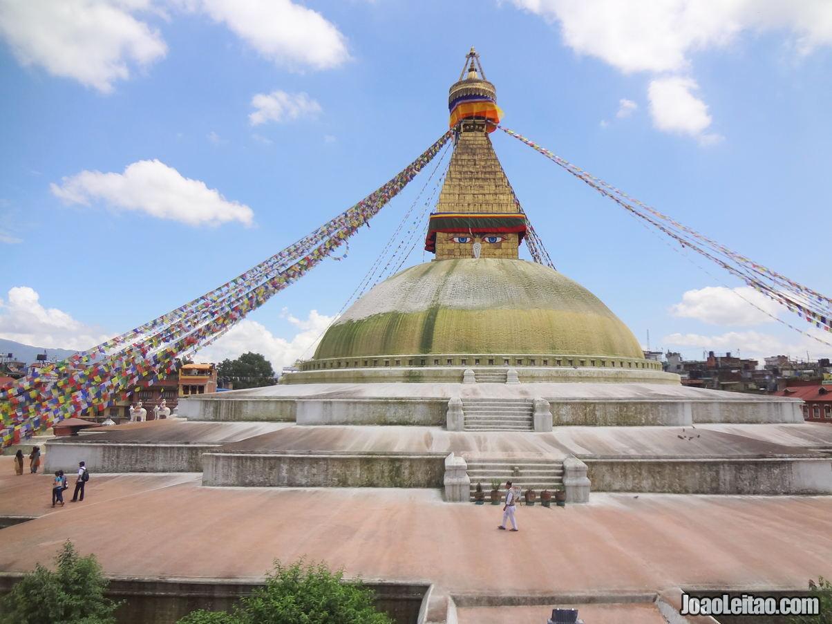 Templos em Catmandu
