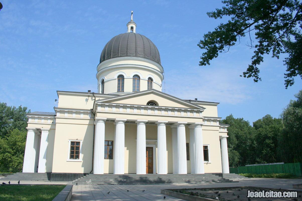 Visitar Chisinau Moldávia