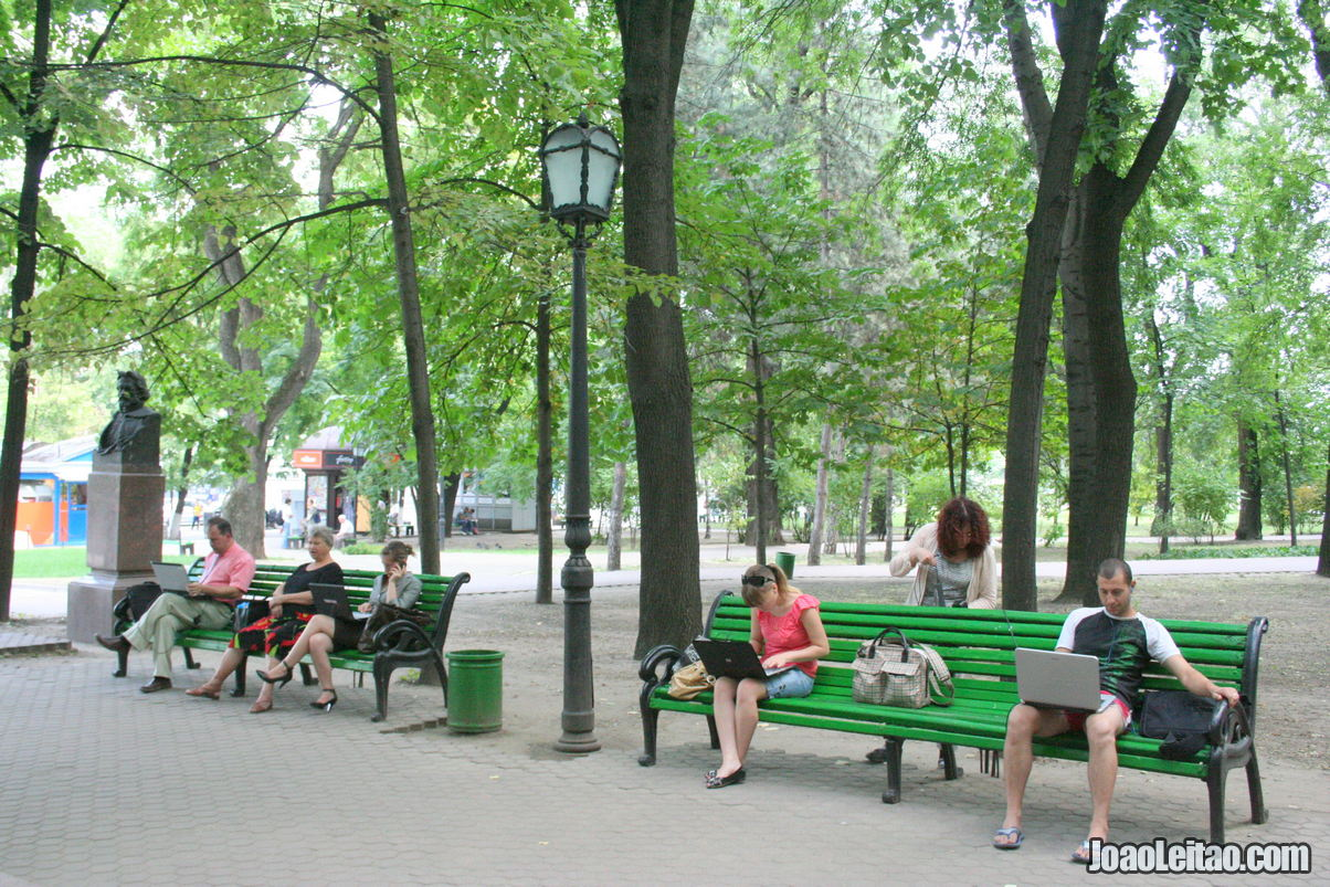 O que fazer em Chisinau a capital da Moldávia 8