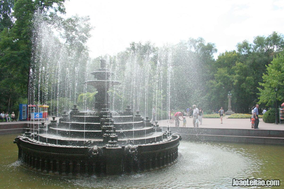 O que fazer em Chisinau a capital da Moldávia 9