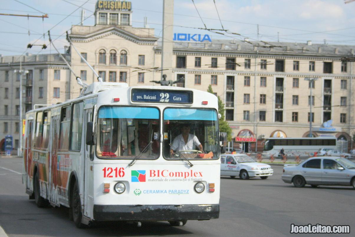 O que fazer em Chisinau a capital da Moldávia 12