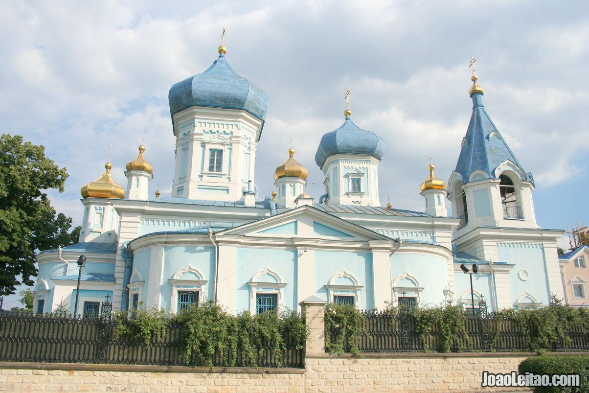 O que fazer em Chisinau a capital da Moldávia 13