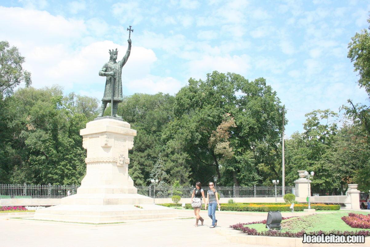 O que visitar em Chisinau