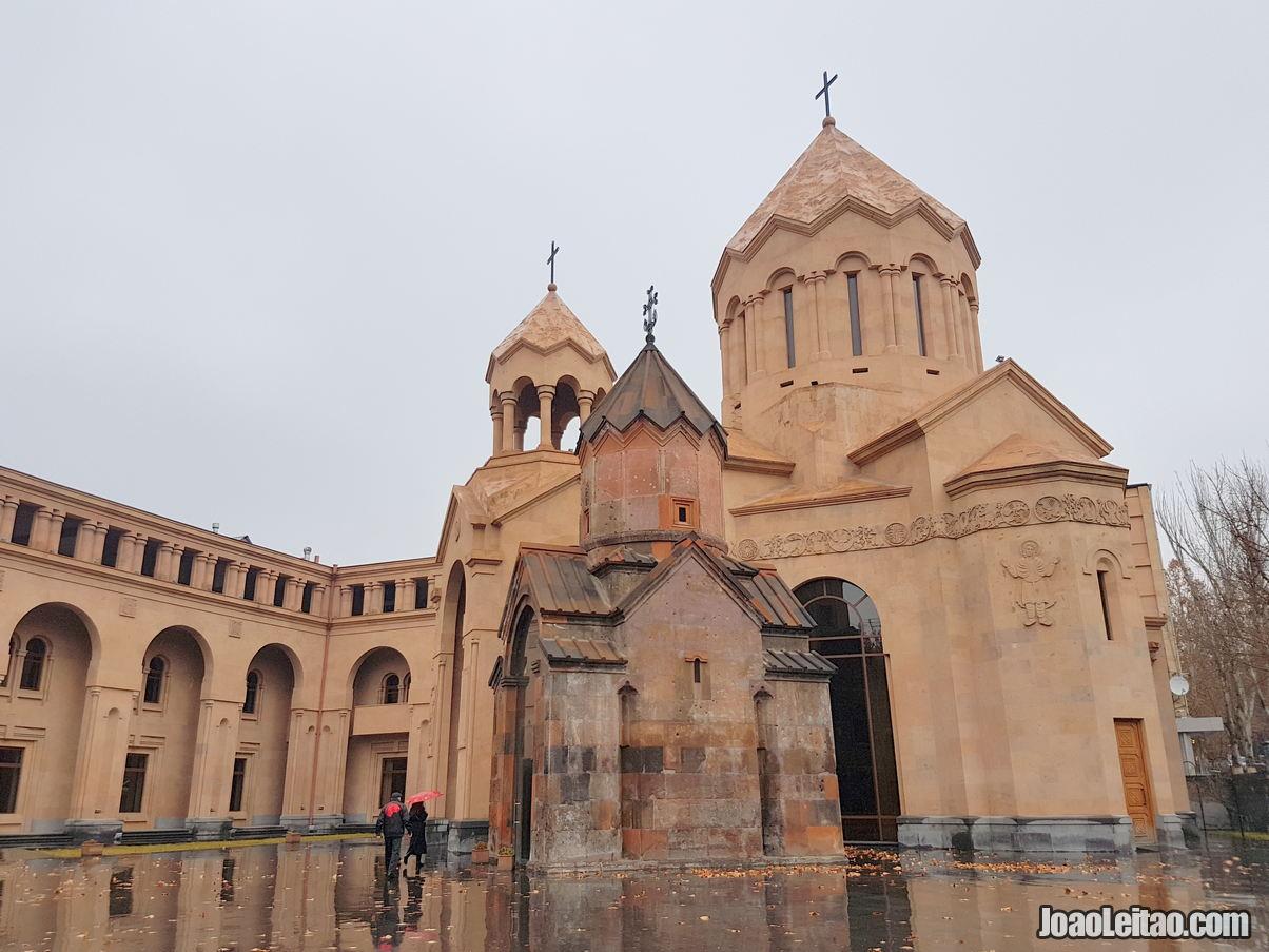 Visitar Erevan - O importante a saber