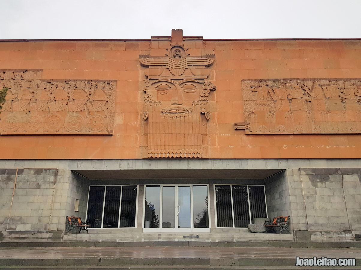 Museus em Erevan
