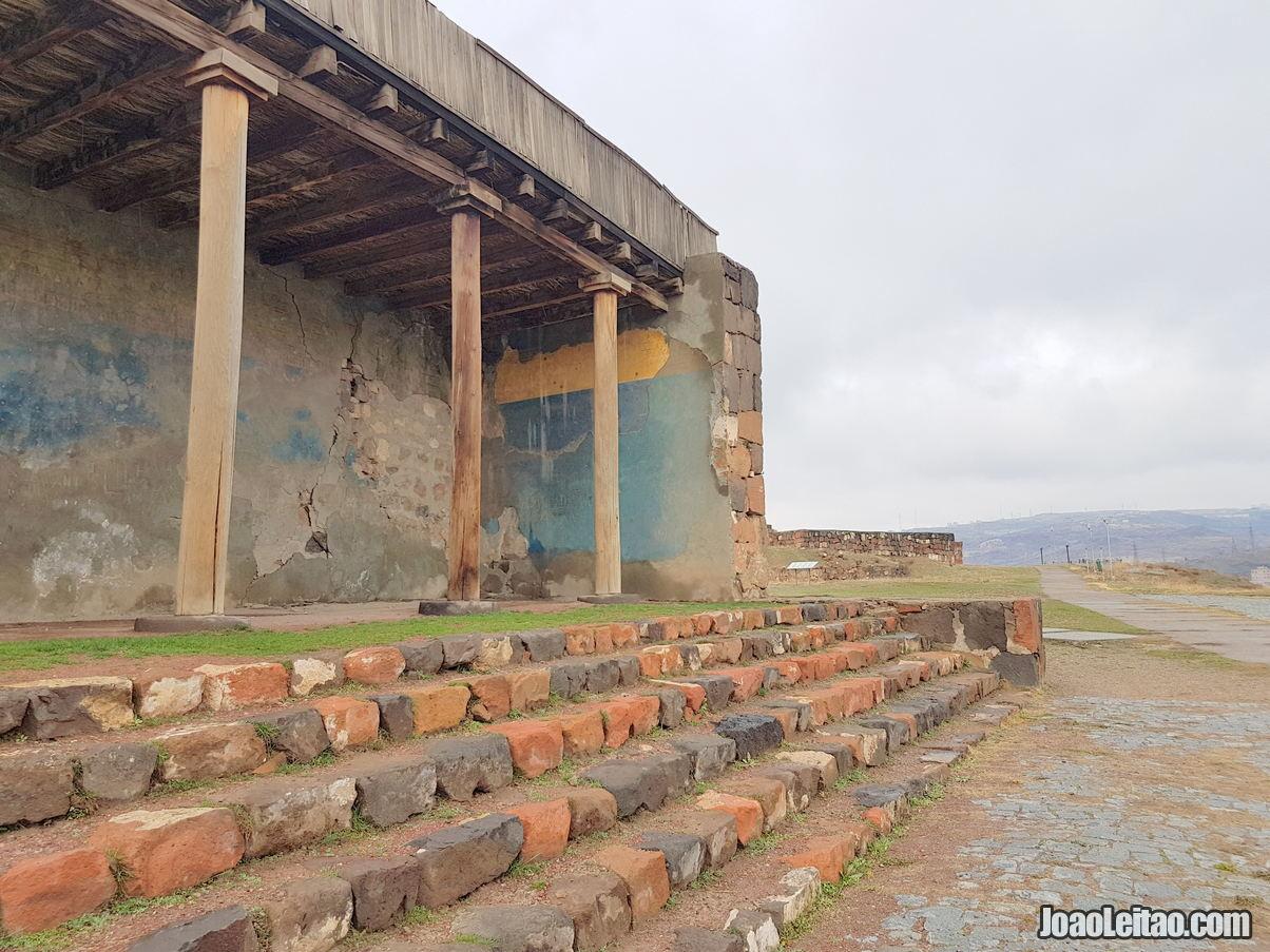 O que visitar em Erevan - Arménia