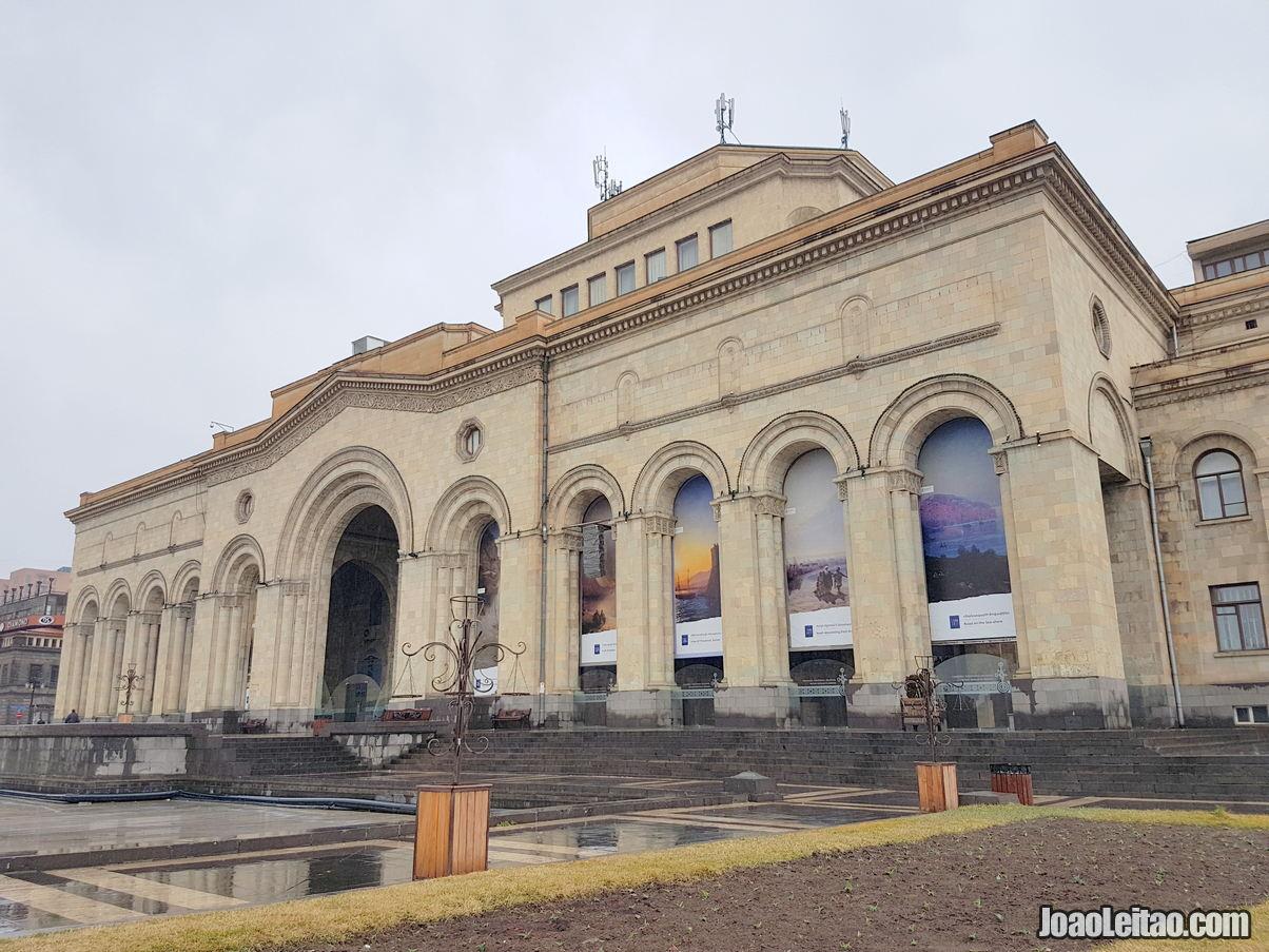 Visitar Erevan (Yerevan), Arménia: Roteiro e Guia Prático de Viagem 3