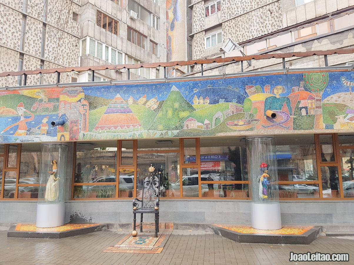 Visitar Erevan (Yerevan), Arménia: Roteiro e Guia Prático de Viagem 9