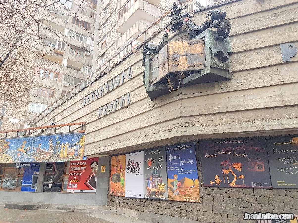 Visitar Erevan (Yerevan), Arménia: Roteiro e Guia Prático de Viagem 10