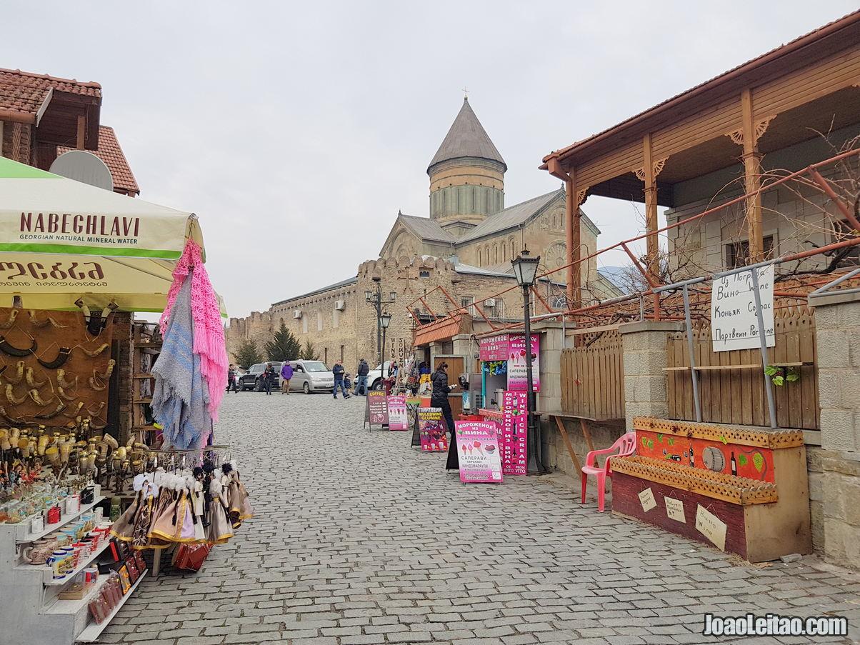 Visitar Mtskheta - O importante a saber