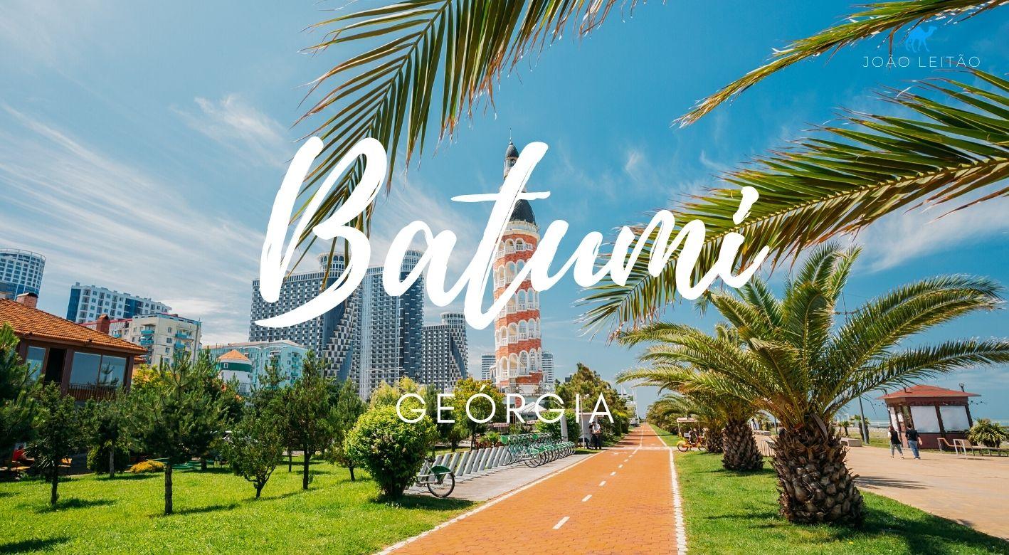O que fazer em Batumi