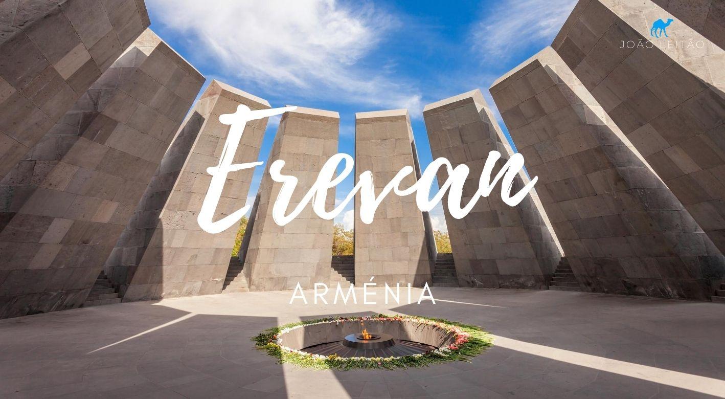 O que fazer em Erevan