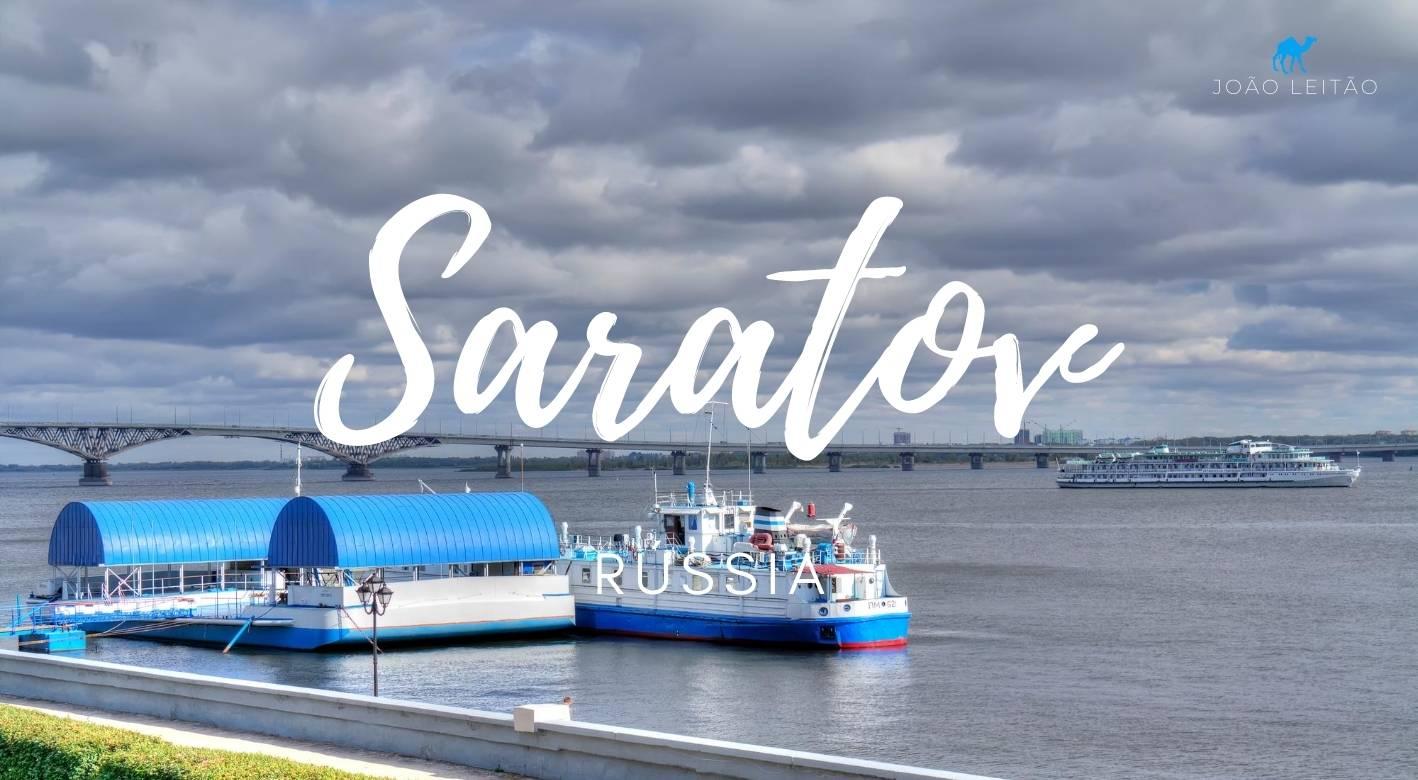 O que fazer em Saratov