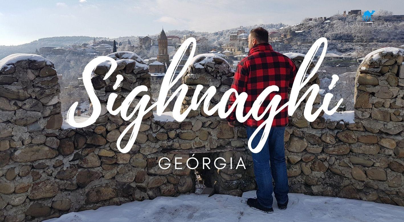 O que fazer em Sighnaghi