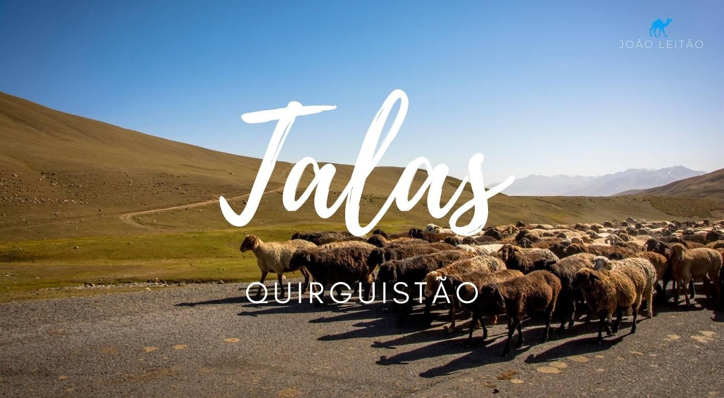 O que fazer em Talas