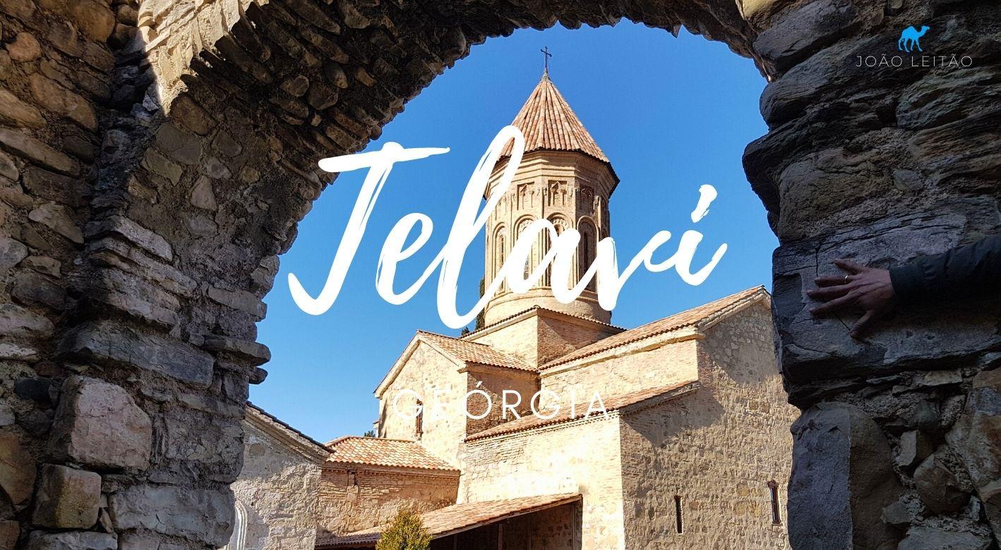 O que fazer em Telavi