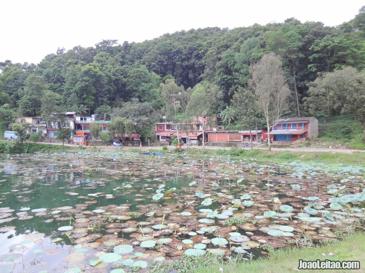 O que visitar em Pokhara - Nepal