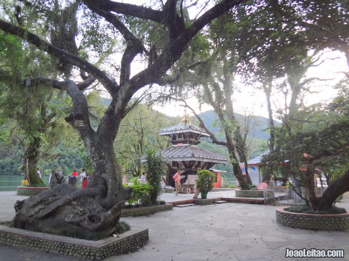 Principais Pontos Turísticos e Monumentos em Pokhara