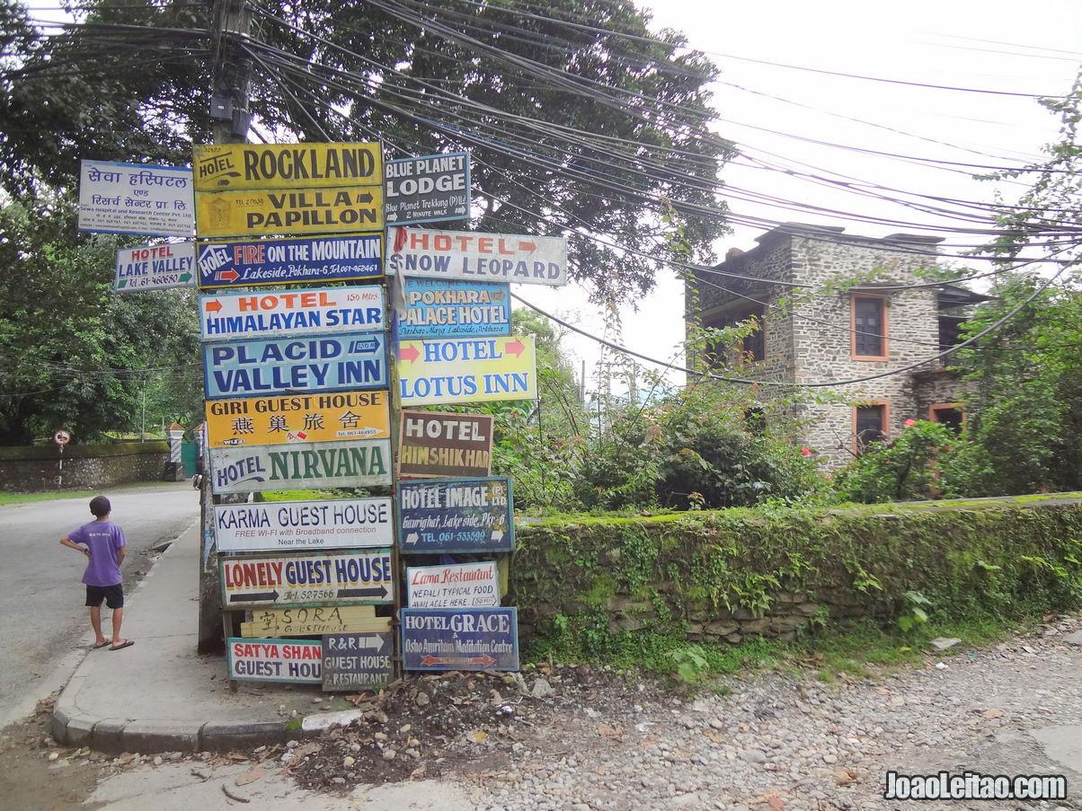 O que fazer em Pokhara no Nepal 15