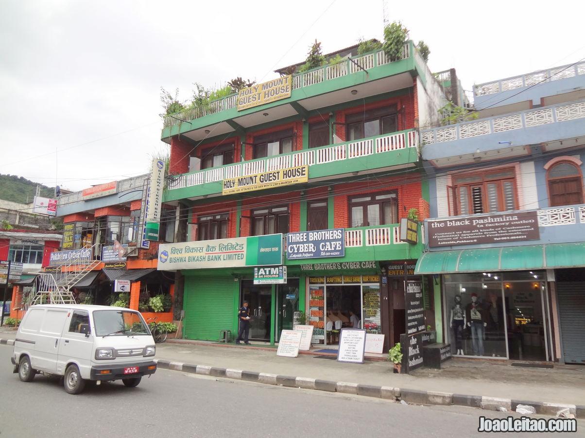 O que fazer em Pokhara no Nepal 7