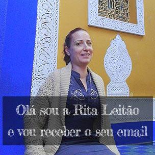 Olá sou a Rita Leitão e vou receber o seu email