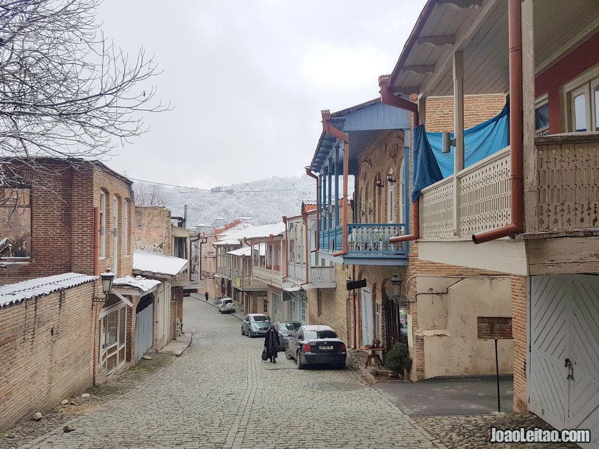 O que fazer em Sighnaghi Geórgia 4