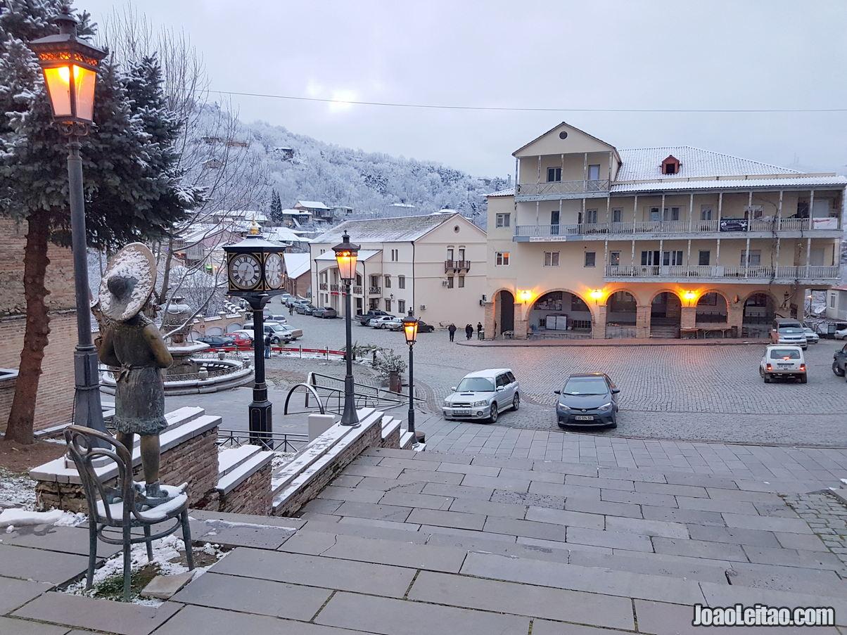 O que visitar em Sighnaghi - Geórgia