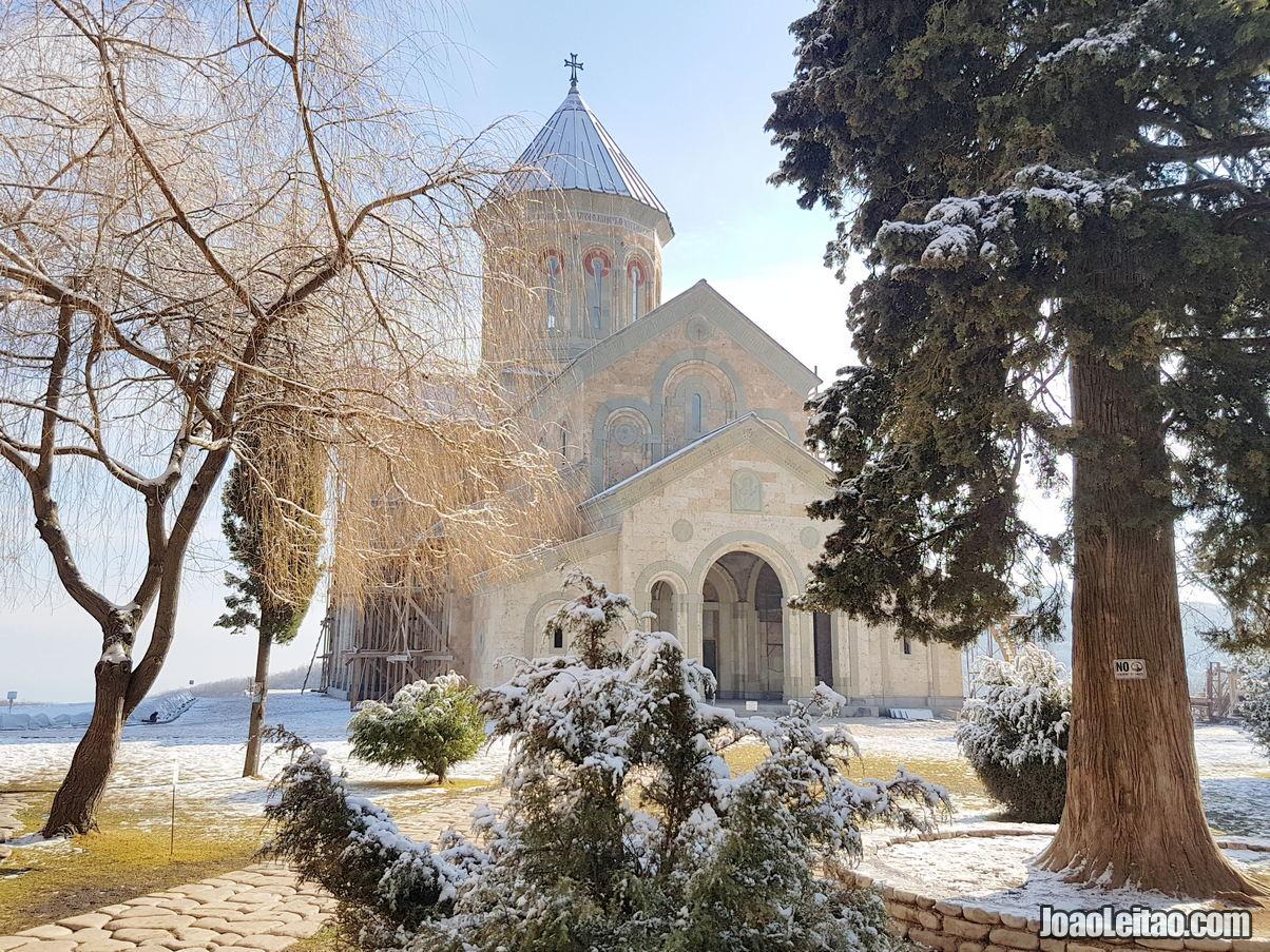 Pontos turísticos de Sighnaghi