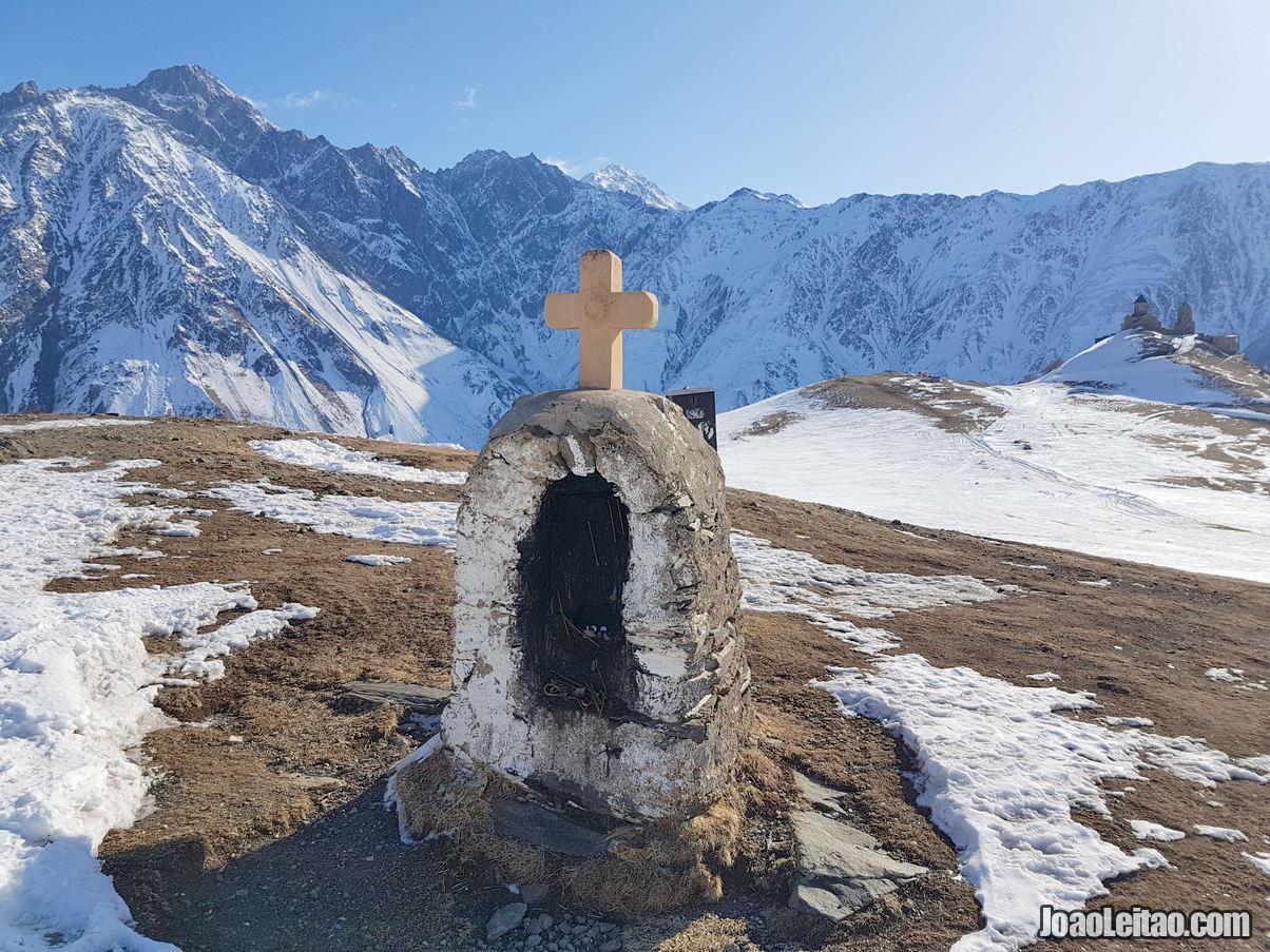 Principais Pontos Turísticos e Monumentos em Stepantsminda