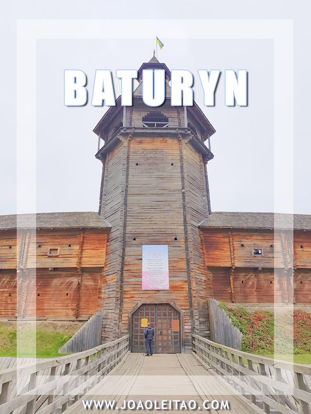 Visitar Baturyn, Ucrânia: Guia Prático de Viagem