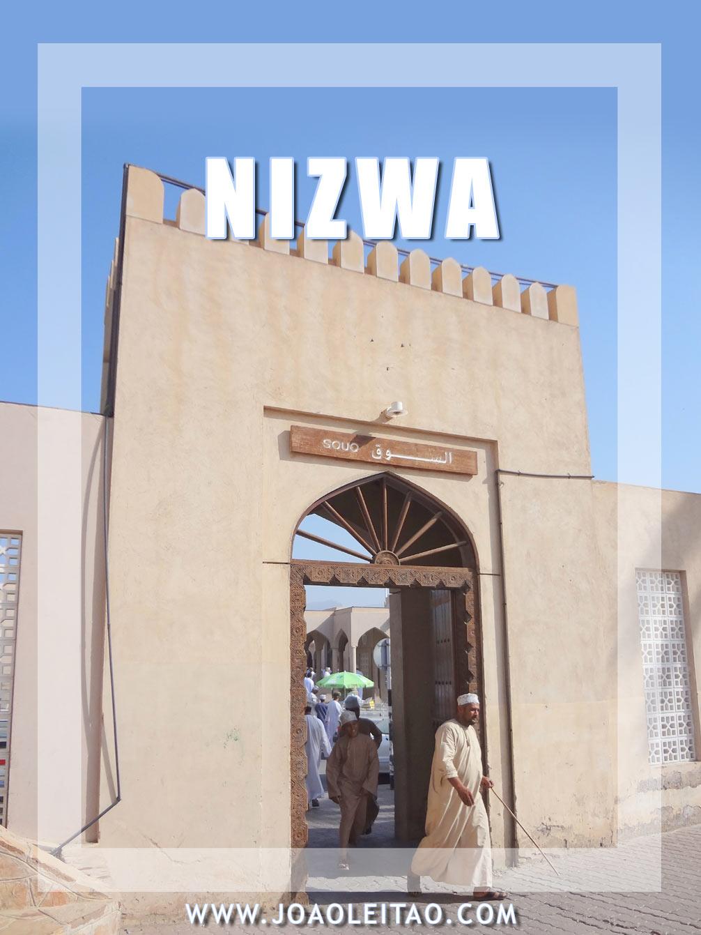 Visitar Nizwa, Omã: Roteiro e Guia Prático de Viagem