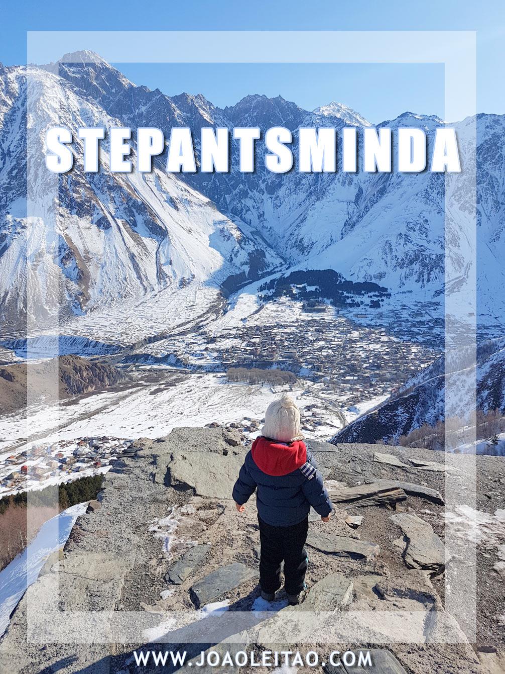 Visitar Stepantsminda, Geórgia: Roteiro e Guia Prático de Viagem