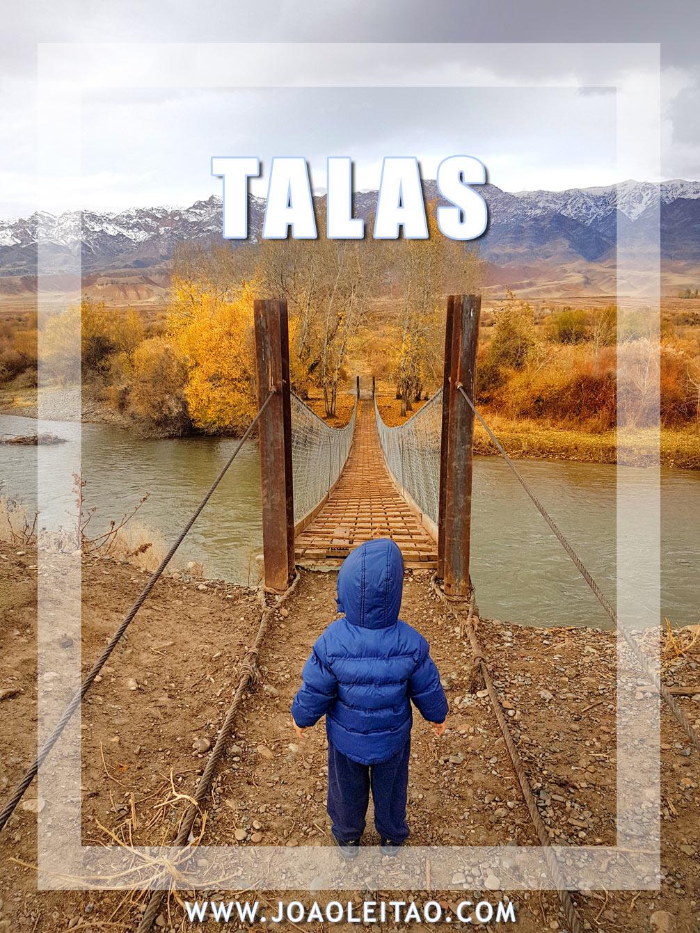 Visitar Talas, Quirguistão: Guia Prático de Viagem