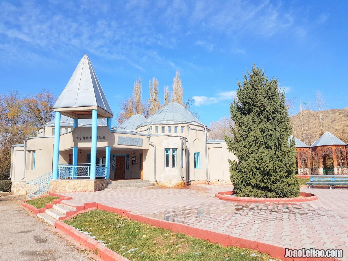 O que fazer em Talas no Quirguistão 12